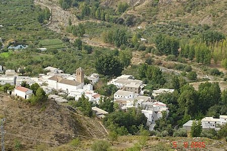 Peace and Tranquility in Las Alpujarras - Yator - Casa