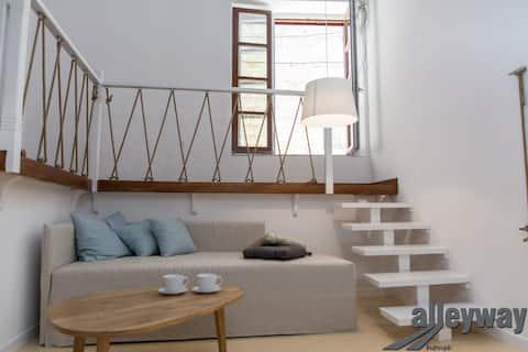 ALLEYWAY HOUSE appart.2 HYDRA GREECE