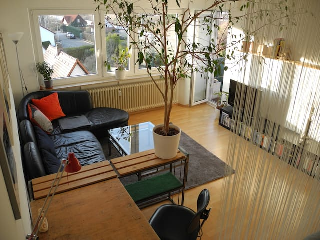 Cozy Apartment Trade Fair Südwestpark City Centre - Nürnberg - Apartamento