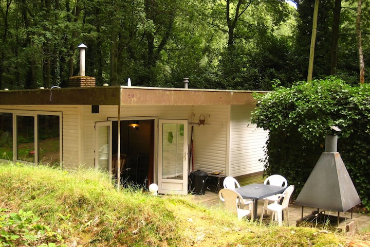 Peacefully situated chalet surrounded by woods