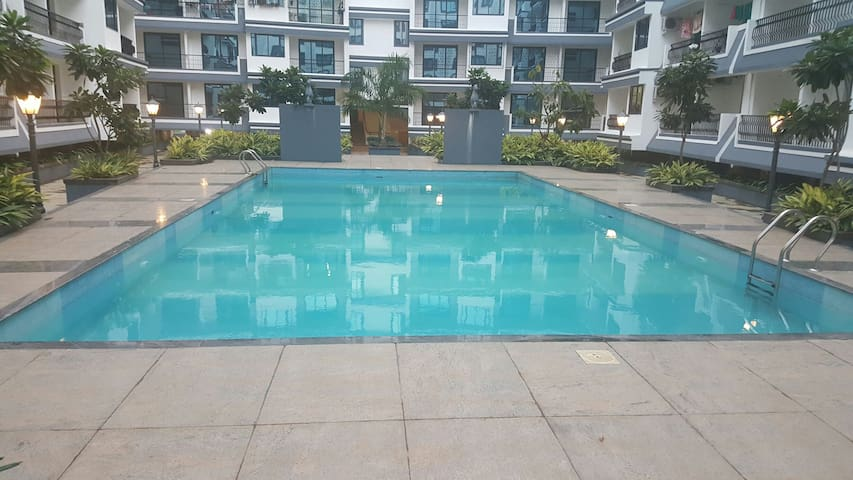FLAT FOR RENT (3 bed room ) - Mapusa