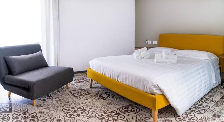 Gaias Rooms Olbia stanza 203