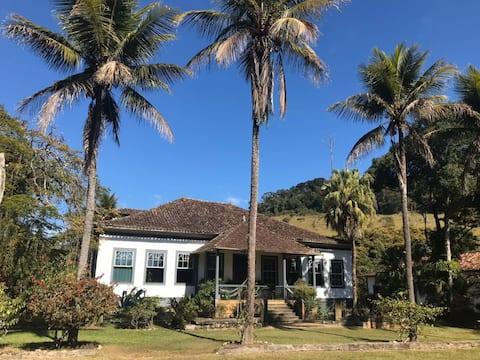 Fazenda dos Coqueiros- suite independente 1- wi-fi