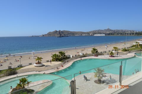 Apartamento Playa Herradura piso 4