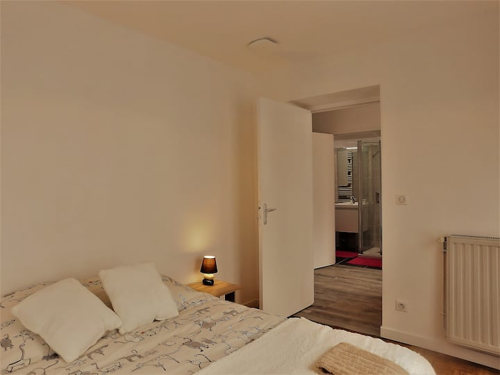 Appartement St Aignan sur Cher centre