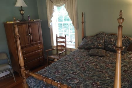 Historic room on best street in Petersburg - Petersburg - Huis