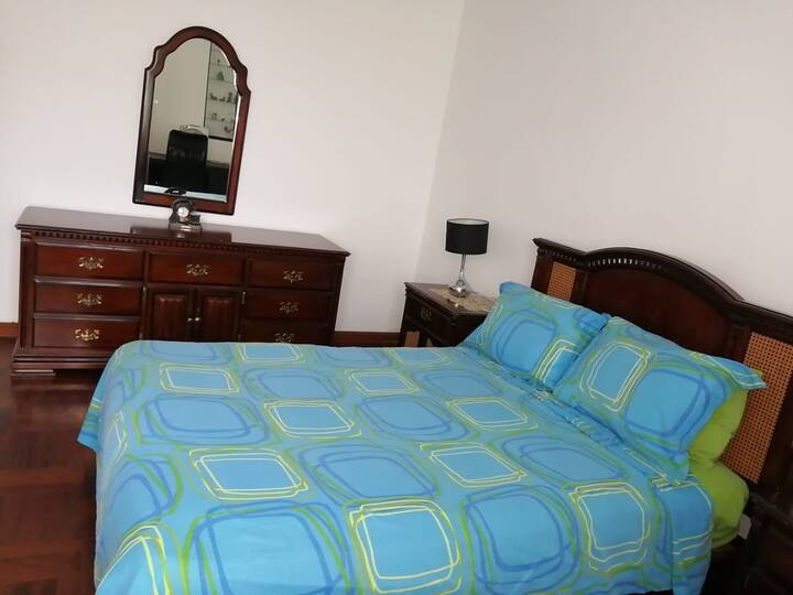 Comfortable apartment in San Isidro with nice view