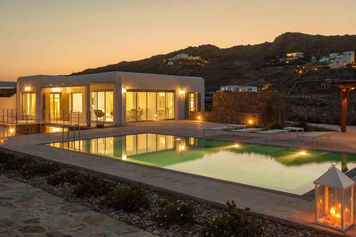 Luxury Villa Elia Beach