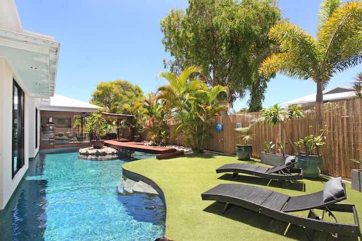 Central Marcoola Holiday Home