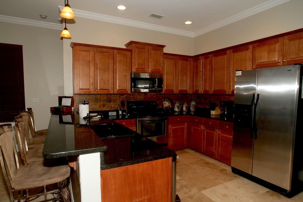 First Floor - Kitchen