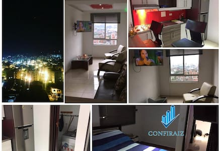 Apartamento Amoblado Centro De Pereira - Dosquebradas - Wohnung