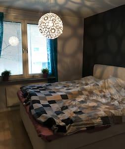 fin lägenhet - Lund - Huoneisto