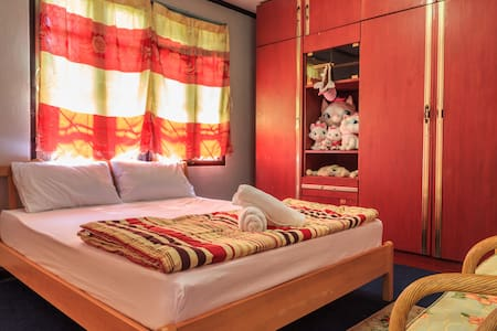K.Happy Hostel Donmueang (Cat Room) - Donmueang
