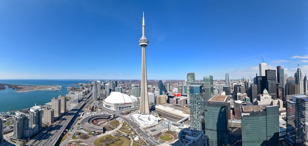 2BR AMAZING 50+ Floor CN Tower View