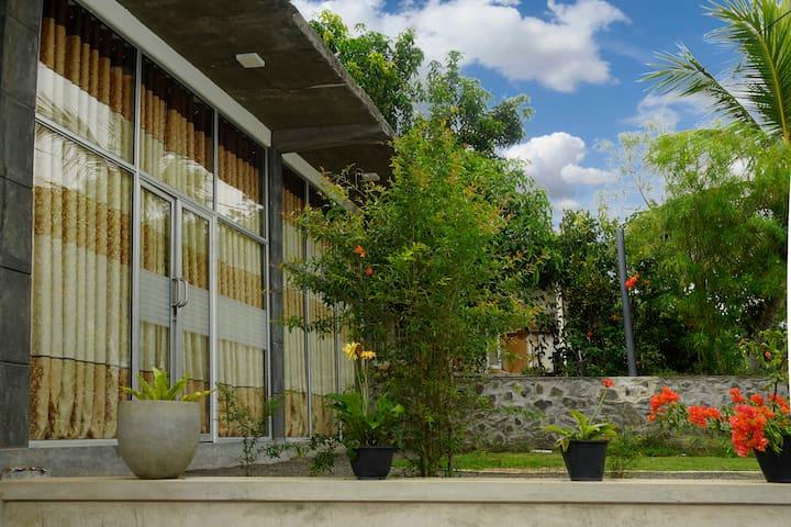 The Ramsar Villa