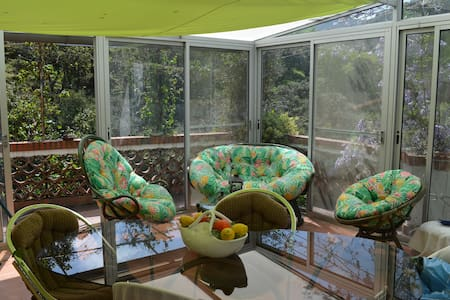 maison calme 150m2 au pied des aspres - Corbère - Rumah