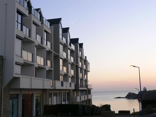 appartement avec vue sur mer - Clohars-Carnoët - Apartment