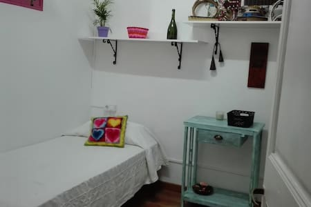 Nice Single Room - Manresa - Penzion (B&B)