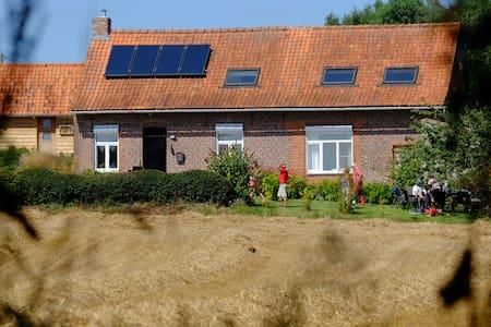 Holiday home De Douvevallei - Heuvelland - Huis