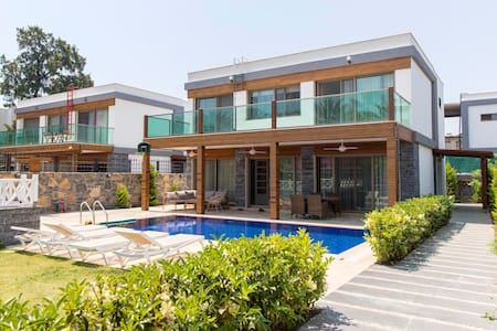 Luxury Villa w/Private Swimming Pool @BodrumCentre