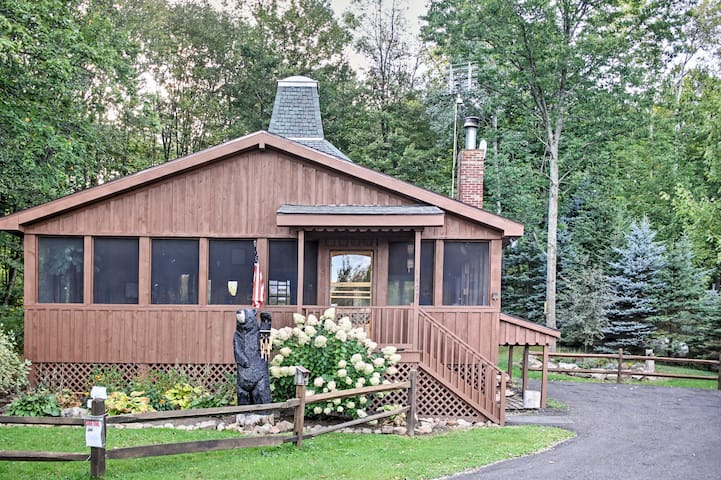 2BR + Loft Clymer House at Peek'n Peak Resort!