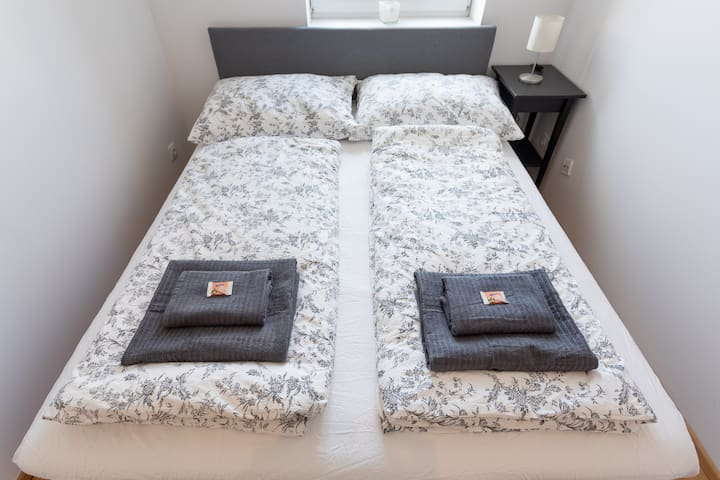 Box Spring Bed