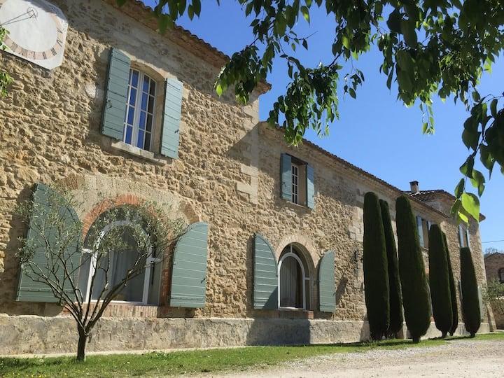 Le Monastere Saint Albergaty - AVIGNON