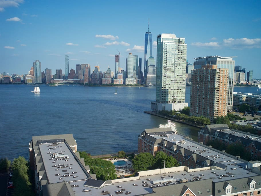 Million-dollar-views from the comfort of your own furnished apartment!
