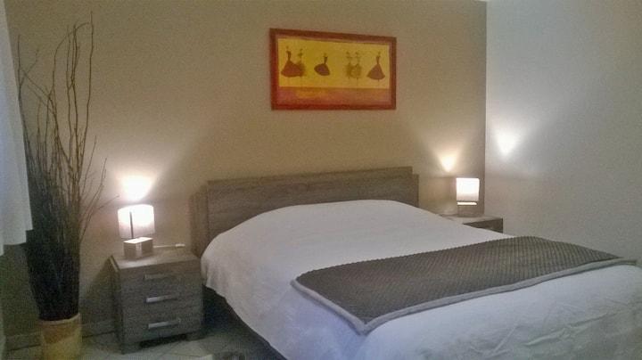 Charmant Gite calme et cosy, proche de Genève.