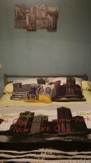 Chambre style New York