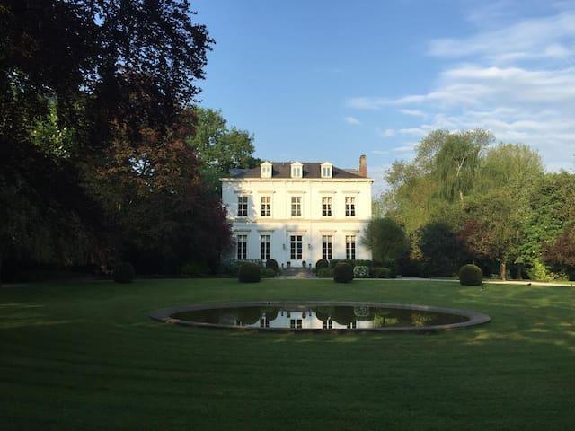 Magnifique Château 18ème siècle.