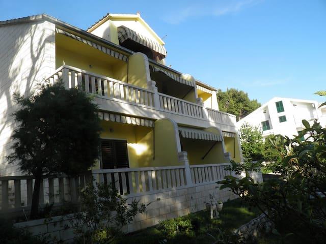 Studio-Ferienwohnung VČ SA1(2+1) Brela, Riviera Makarska