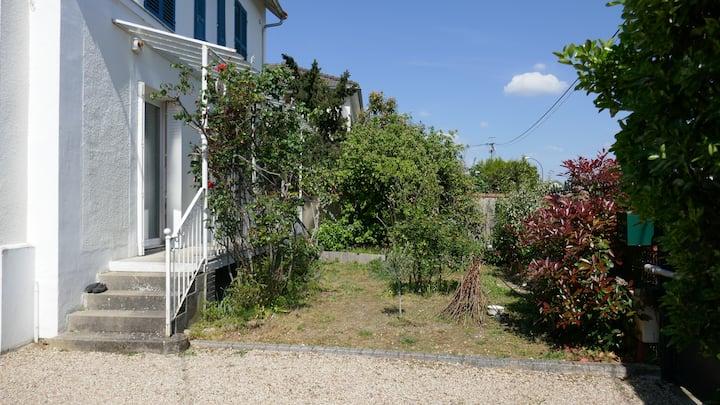 Maison avec grand jardin - Dolce Vita proche Paris