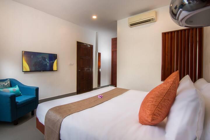 Cozy Double Room in Siem Reap