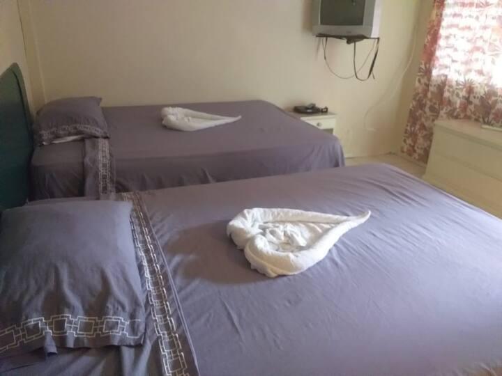 Santa Cruz Stay w/ Private Room & Gated Community