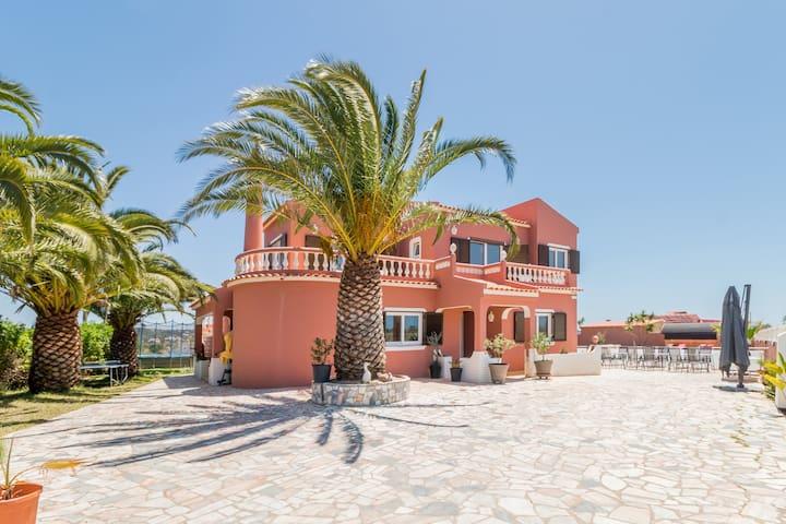 Chambre pour 4 personnes-Villa Vue Mer