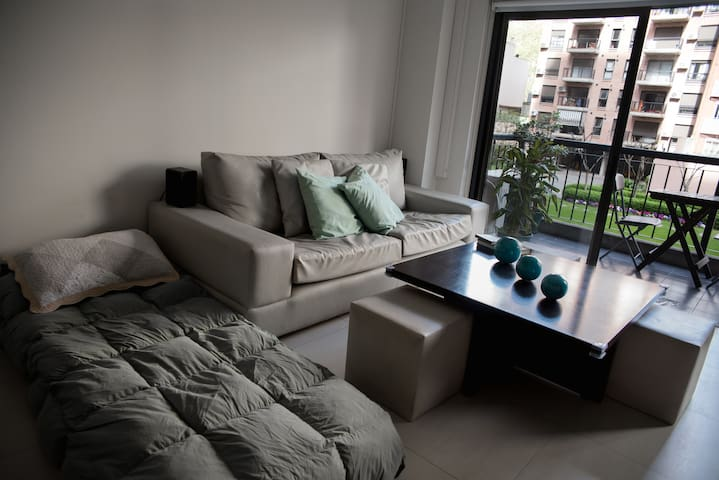 Modern apt. 70m2 with balcony and amenities