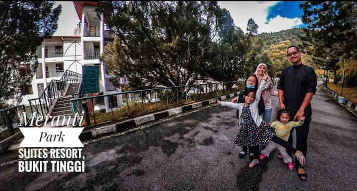 Berjaya hills home stay - meranti park - colmar