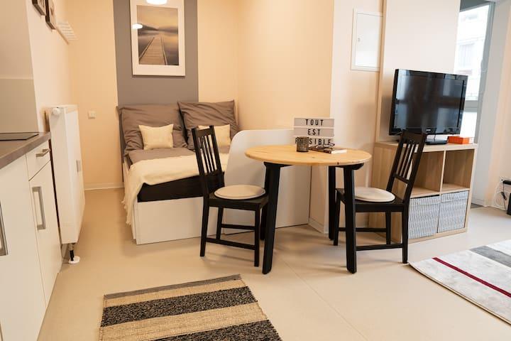 City LOUNGE Apartment - Netflix+WiFi incl.