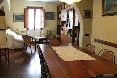 Apartment in the historic center of San Casciano - San Casciano in Val di Pesa