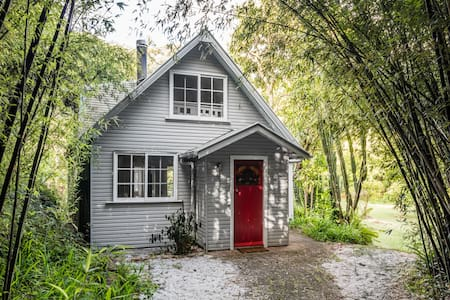 Beautiful country cottage hideaway - Mullumbimby Creek - Talo