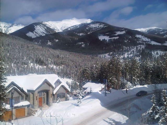 Great Mountain Views!