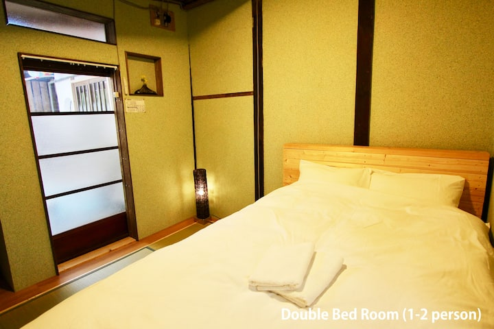 Japanese traditional house - Double Bed Room
