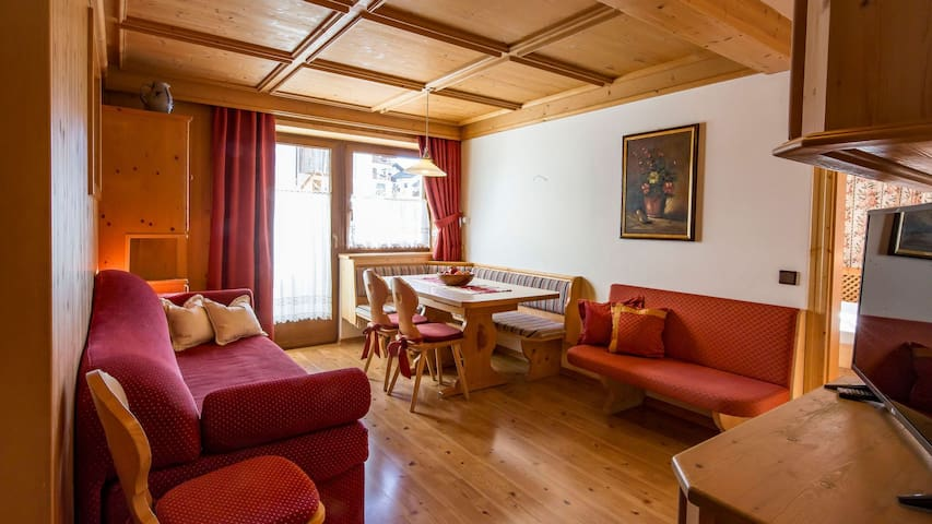 Apartment N. 1 for 6 people, Ciasa Sandra