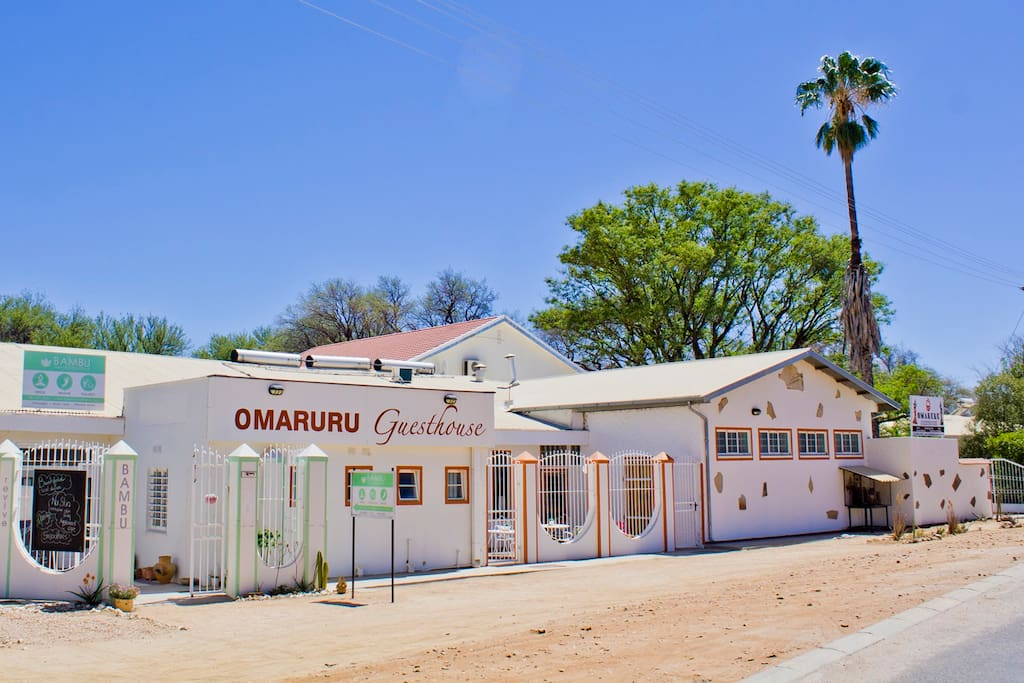 Welcome to Omaruru Guesthouse