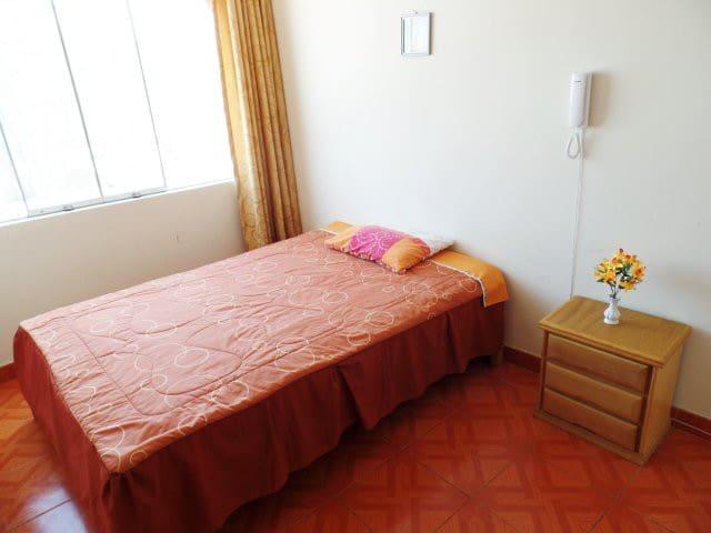 Cozy room in the center , strategic