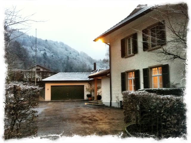 Rooms with view - Wikon - Penzion (B&B)
