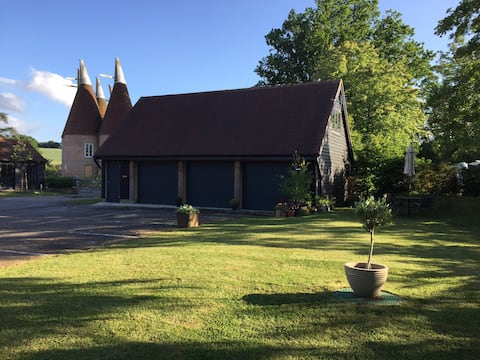 Goudhurst/Marden - Coach House - holiday/work stay