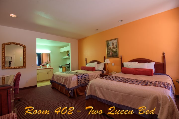 Two Queen Beds Room