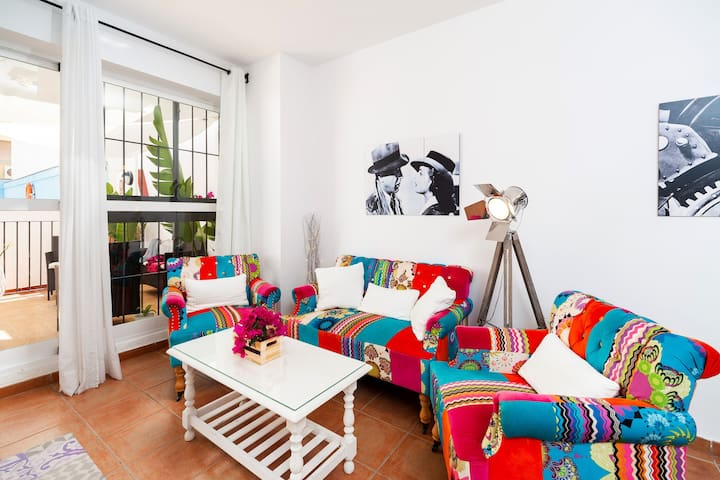 Fantastic Apartment with Shared Pool (available July and August) - Apartment de Cine